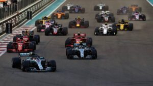 La Fórmula 1 se reajusta por la crisis del Covid-19